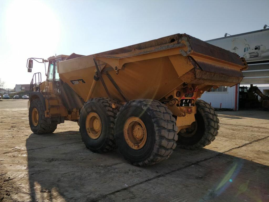 Articulated dump truck BELL B30 E - Codimatra<br />