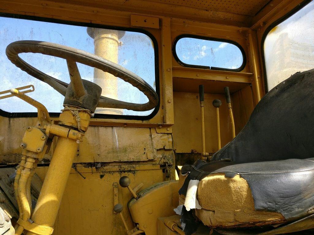 Motor scraper CATERPILLAR 627 - Codimatra<br />