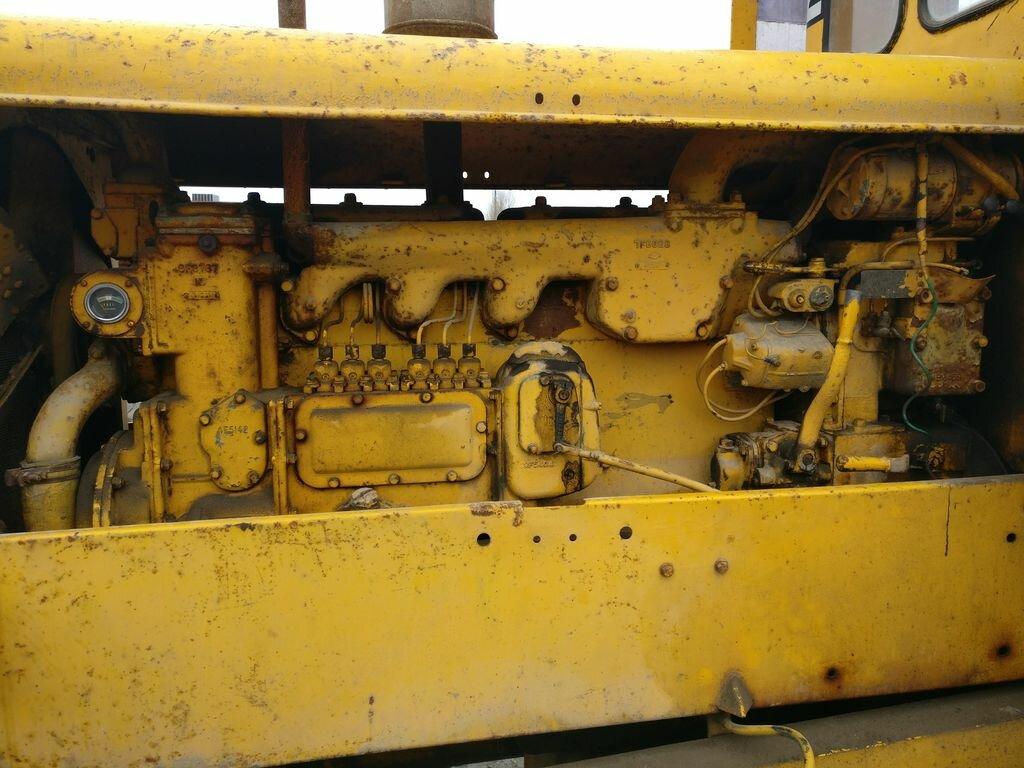 Motor grader CATERPILLAR 12 - Codimatra<br />