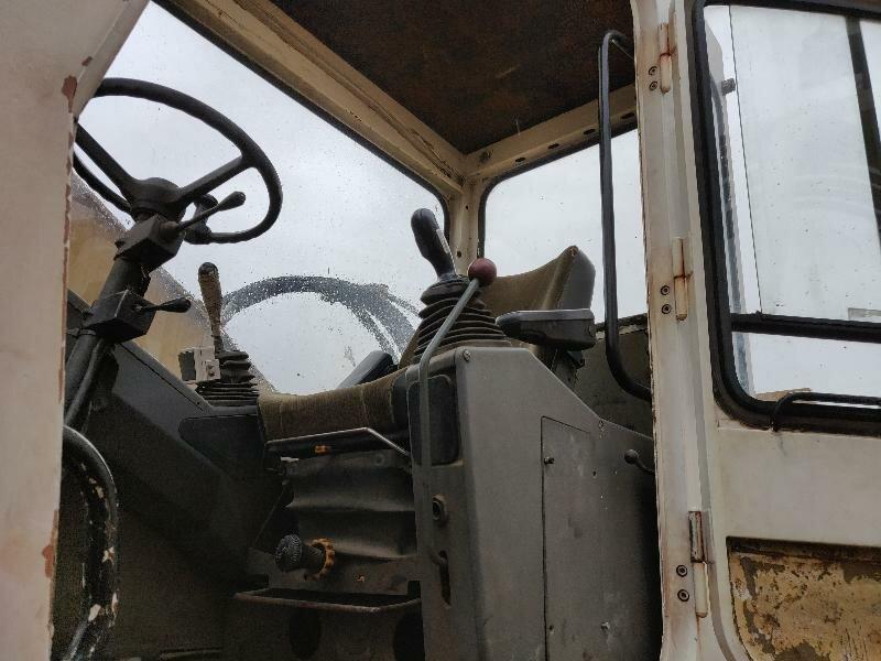 Wheel excavator LIEBHERR A912LI - Codimatra<br />