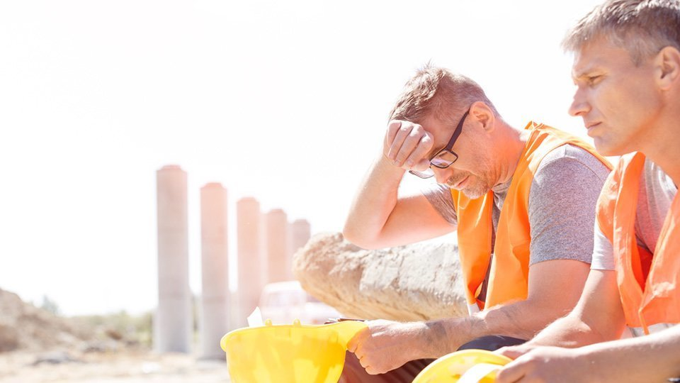 Codimatra tips for working during hot weather