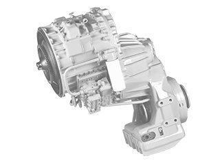 Gearbox for PPM A380