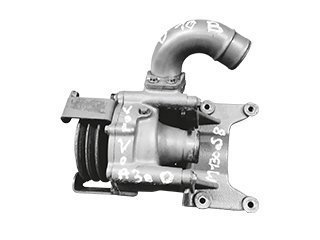 Water pump for KOMATSU PC450-6