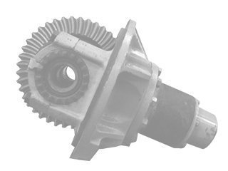 Differential rear axle for PPM A380