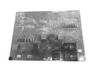 Circuit board for CASE WX150