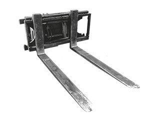 Fork holder for CATERPILLAR TH62