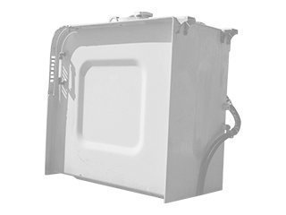 Fuel tank for LIEBHERR R934B