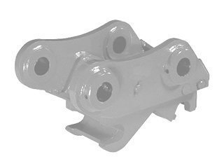 Quick coupler for CATERPILLAR 428B