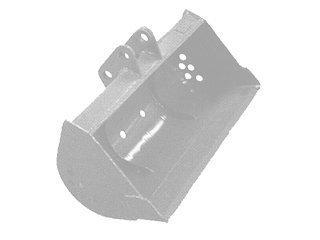 Ditching bucket for KOMATSU PC290-6
