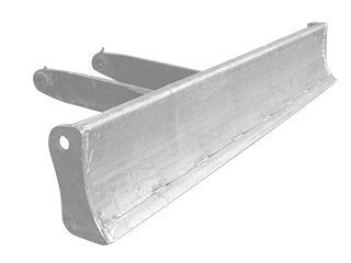 Excavator blade for CASE 1088P