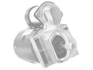 Starter motor for JCB 436