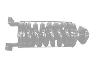 Used recoil spring for heavy equipment - Codimatra