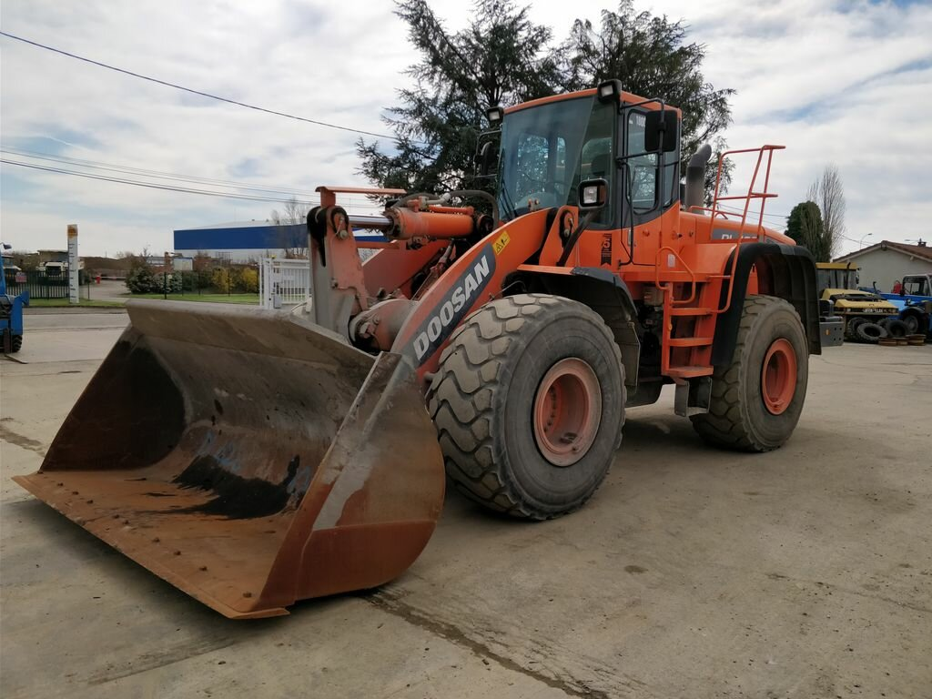 Wheel loader DOOSAN - DAEWOO DL420