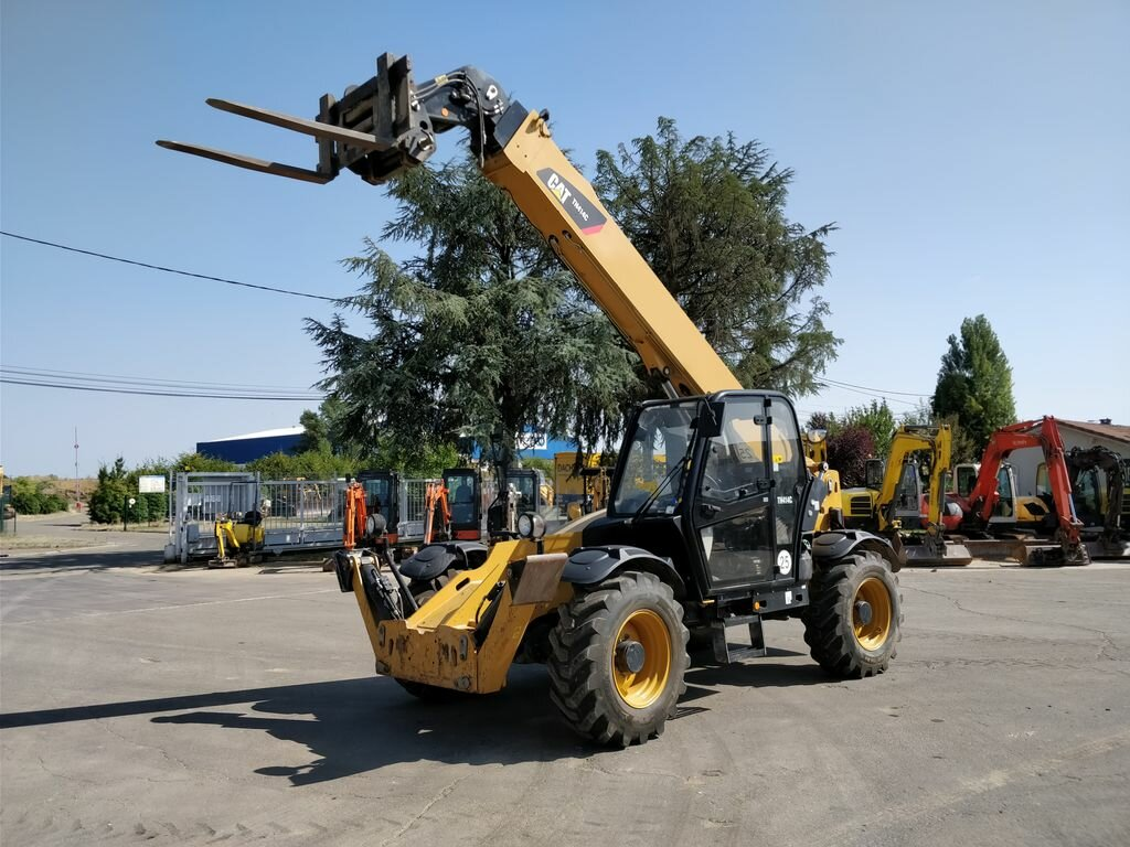 Telescopic handler CATERPILLAR TH414C