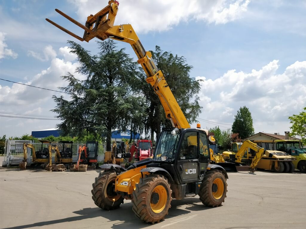 Telescopic handler JCB 535-95