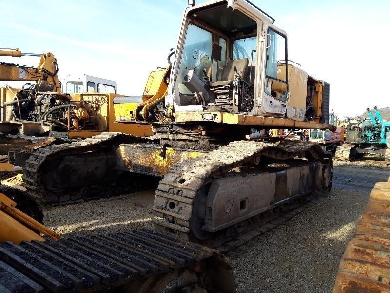Tracks excavator LIEBHERR R974BHD