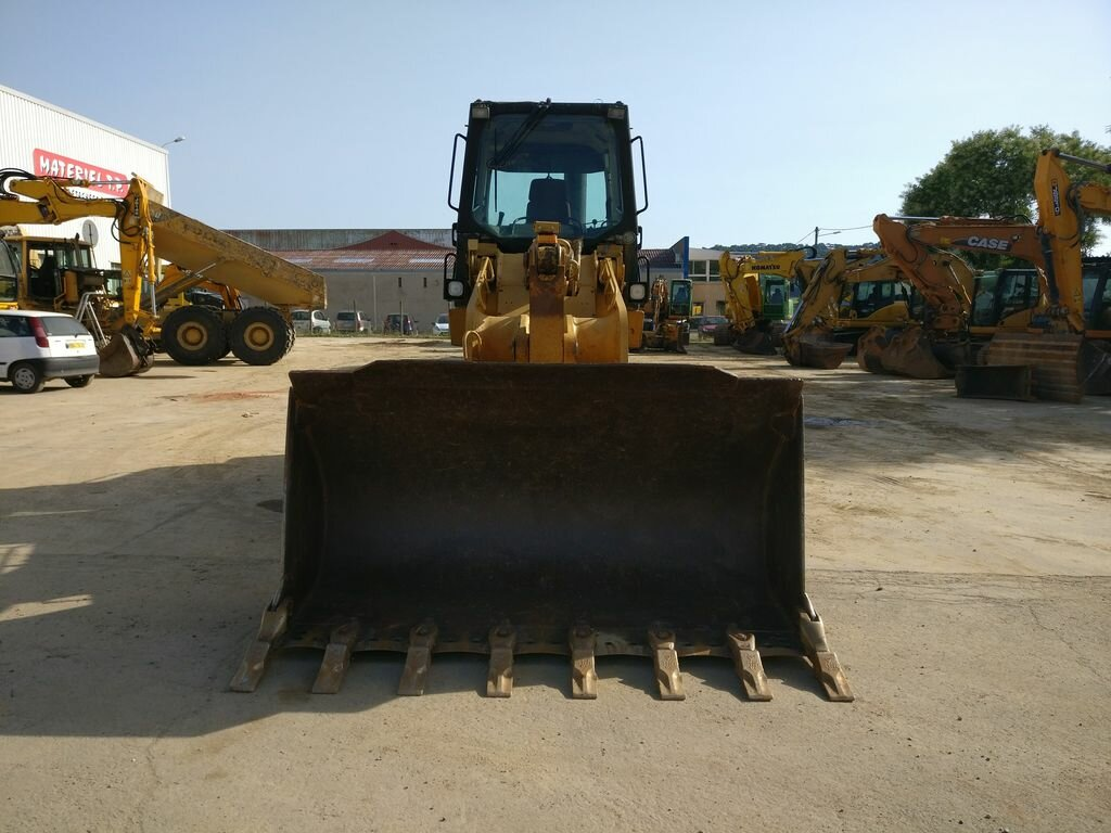 Track loader CATERPILLAR 963C