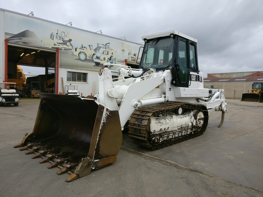 Track loader CATERPILLAR 963C