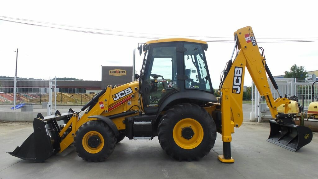 Backhoe loader JCB 3CX
