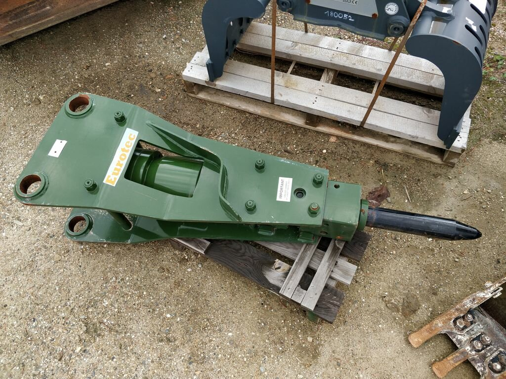 Equipment EUROTEC HB350