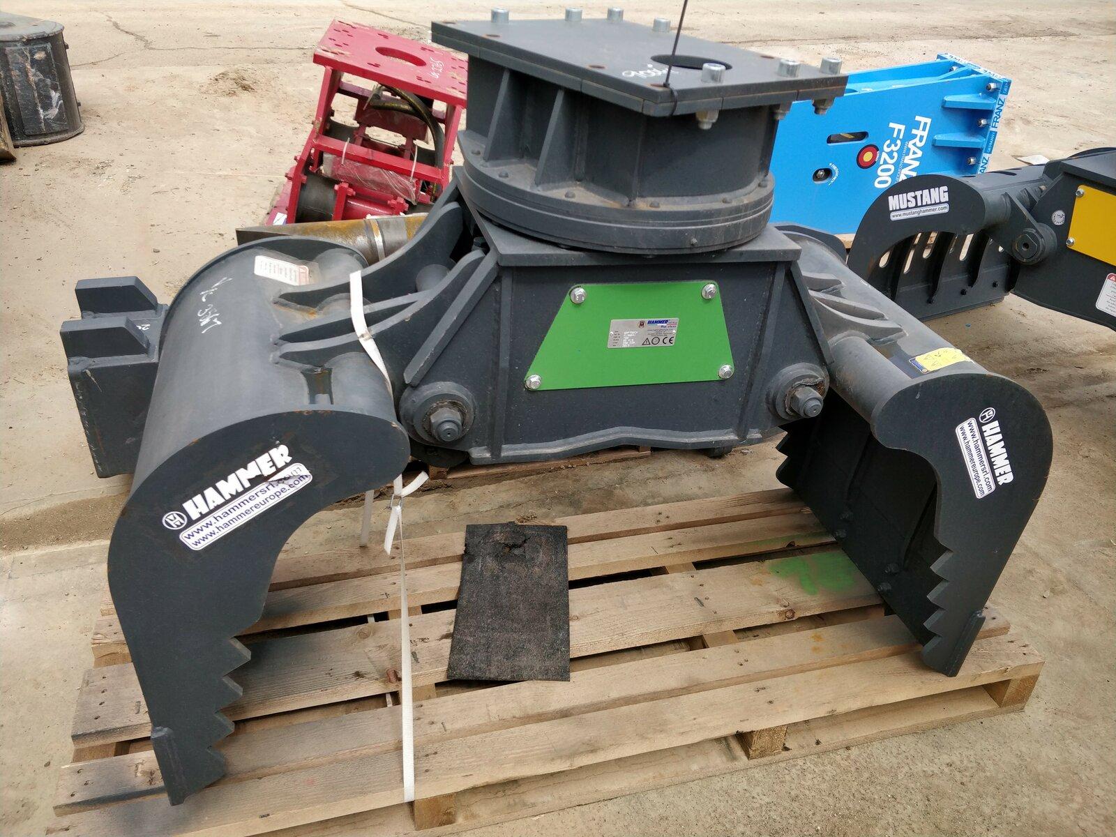 Equipment HAMMER GRP750LH