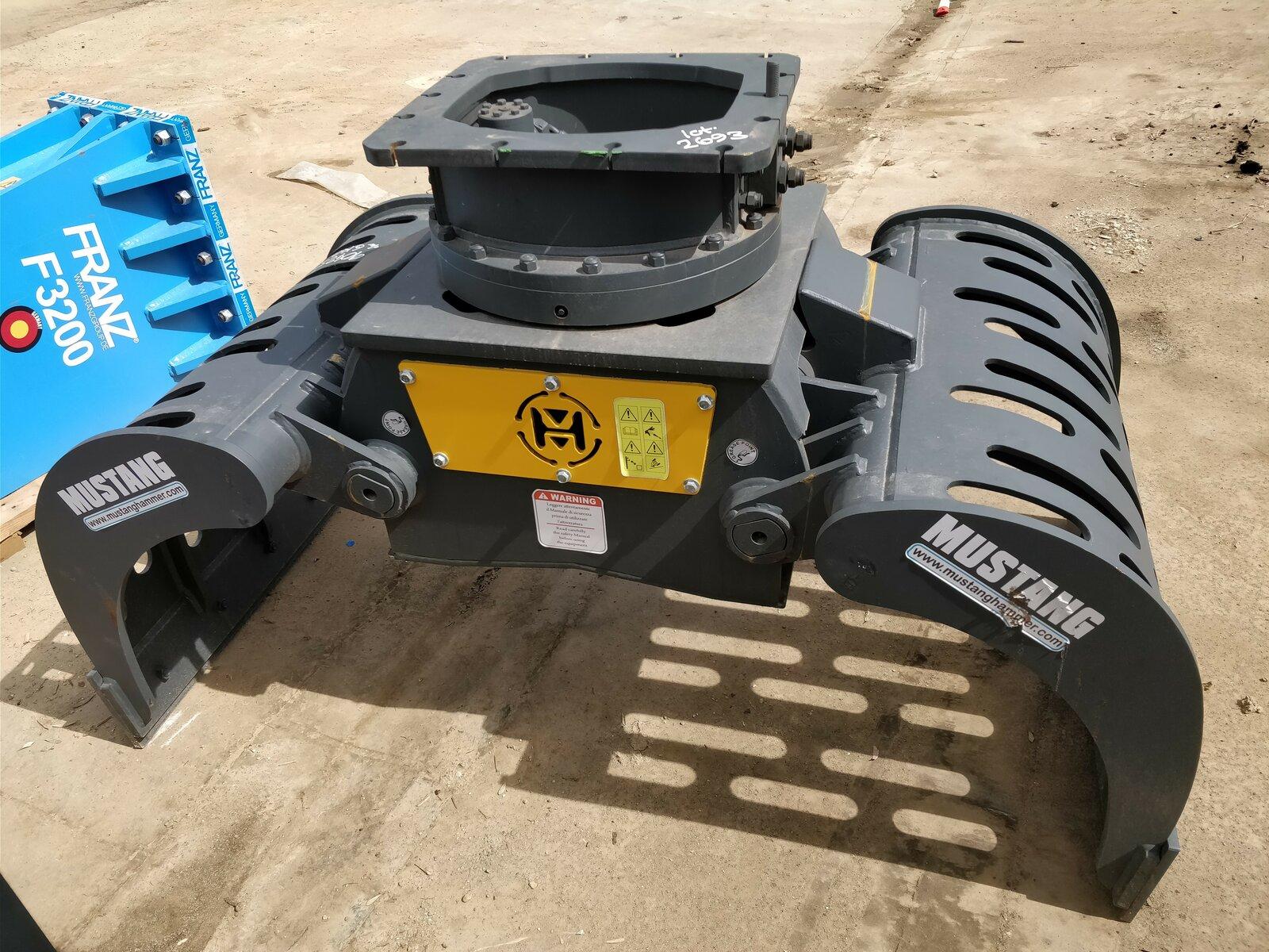 Equipment MUSTANG GRP1500