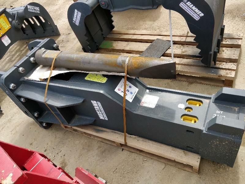 Equipment MUSTANG HM2900