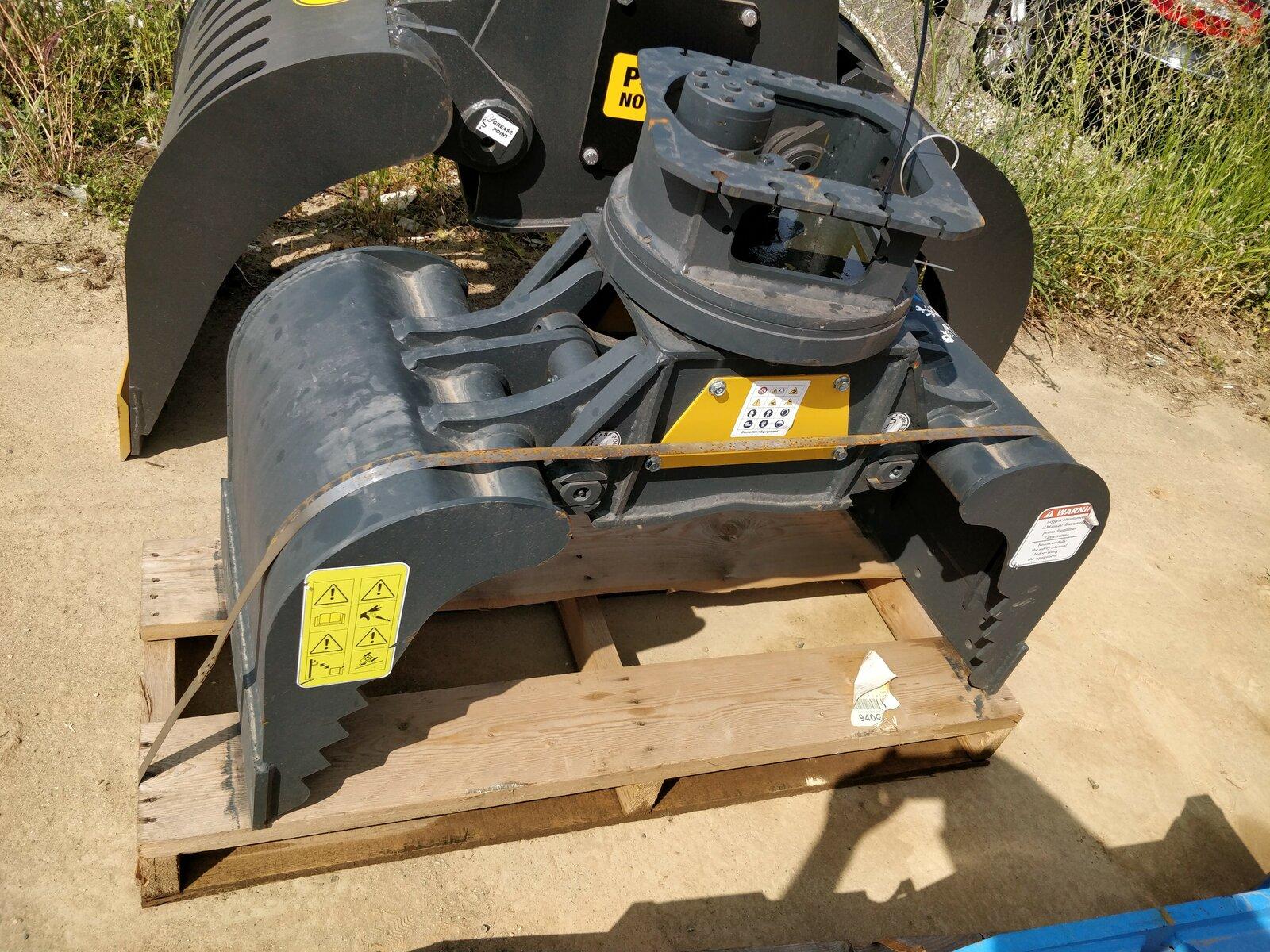 Equipment MUSTANG GRP250CH