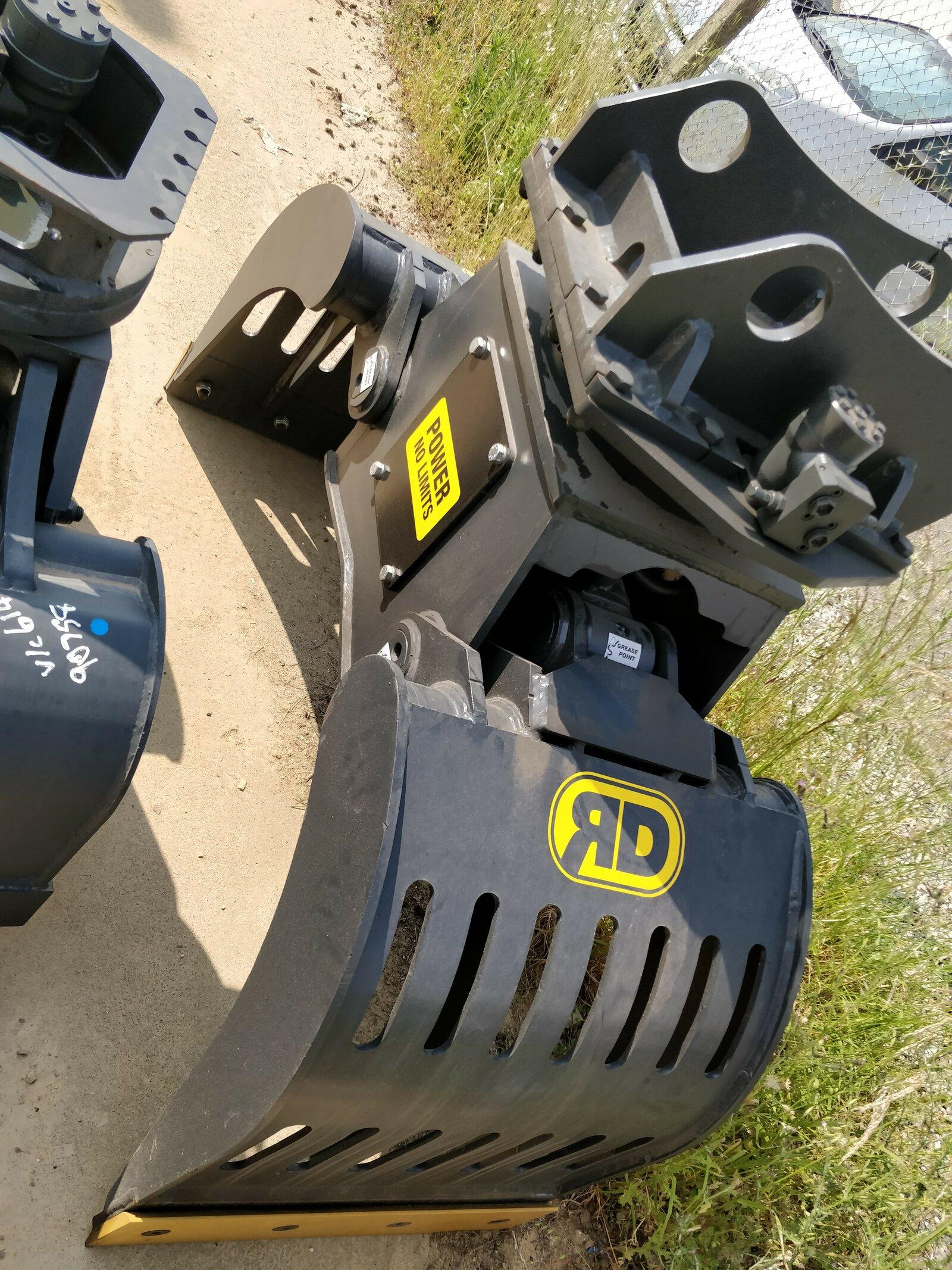 Equipment RENT DEMOLITION BS8
