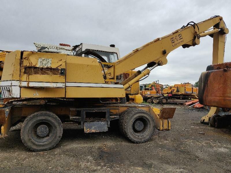 Wheel excavator LIEBHERR A912LI
