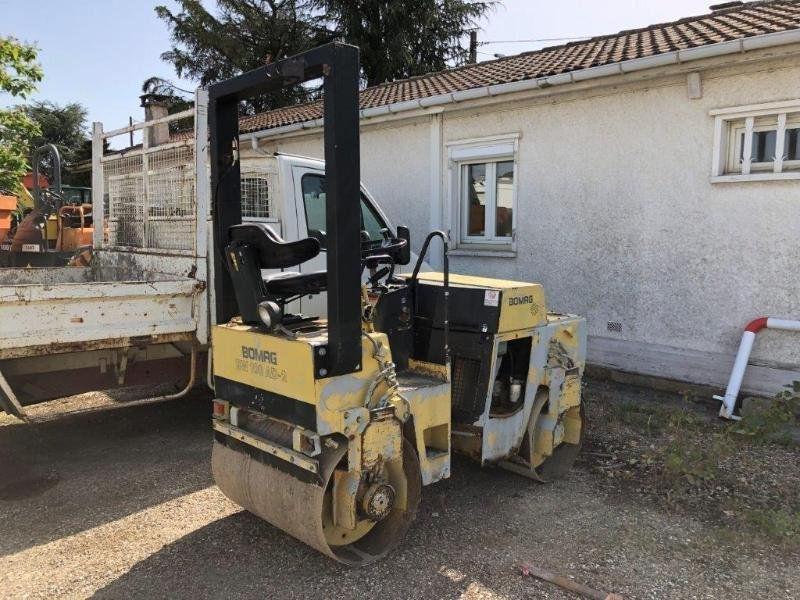 Tandem rollers BOMAG BW100 AD