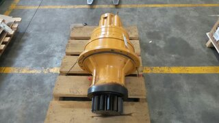 Rotation reducer for CASE 1288