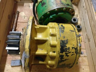 Rotation reducer for CATERPILLAR 325L