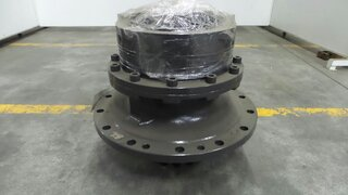 Rotation reducer for HITACHI ZX250-3