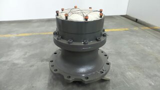 Rotation reducer for FIAT HITACHI EX215