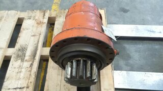 Rotation reducer for OK RH6