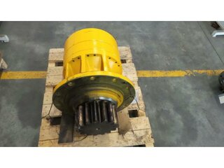 Rotation reducer for JCB JS330LC
