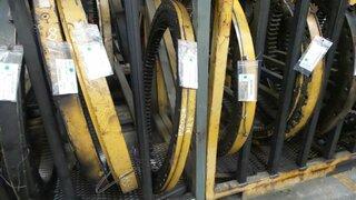 Swing bearing for CATERPILLAR 312B