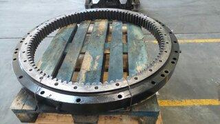 Swing bearing for CATERPILLAR M318