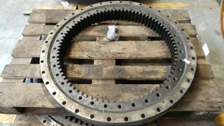 Swing bearing for FIAT KOBELCO EX95W