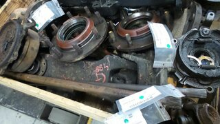 Wheel reducer for CASE 488P