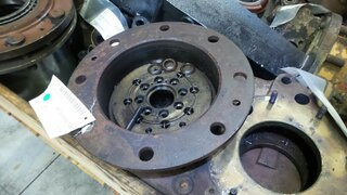 Wheel reducer for CASE 488P