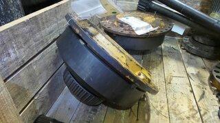 Wheel reducer for VOLVO L90