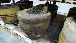 Wheel reducer for CATERPILLAR D350C