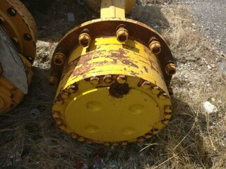 Wheel reducer for HANOMAG 55C