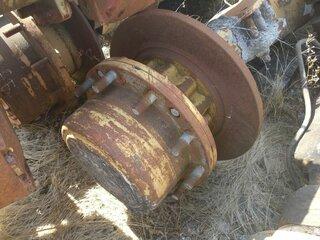 Wheel reducer for FIAT ALLIS FR9B