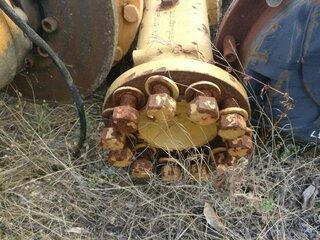 Wheel reducer for DRESSER - IH 510