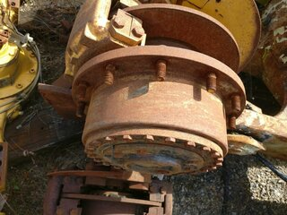 Wheel reducer for BELL B25AT