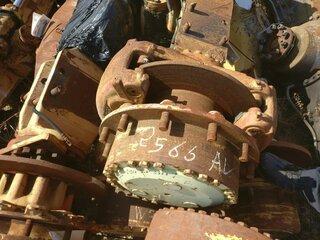 Wheel reducer for TEREX 2366
