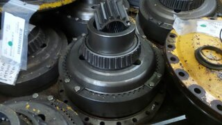 Wheel reducer for BELL B25C
